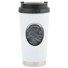 The Indian Head Nickel Travel Mug