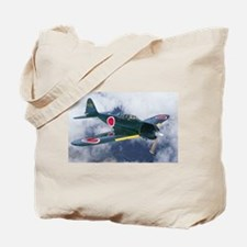 Japanese Zero Tote Bag