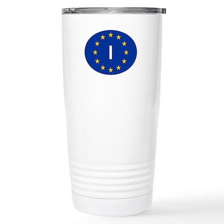 EU Italy Stainless Steel Travel Mug