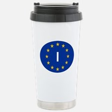 EU Italy Travel Mug