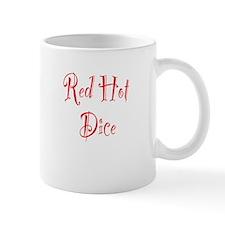 Red Hot Dice Mug