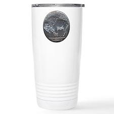 The Buffalo Nickel Travel Mug