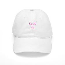 Kiss My Ass Baseball Cap