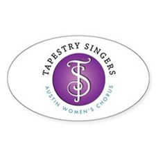 Tapestry Singers Decal