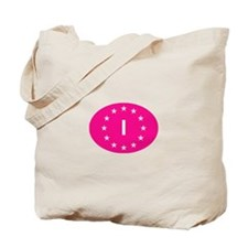 EU Pink Italy Tote Bag