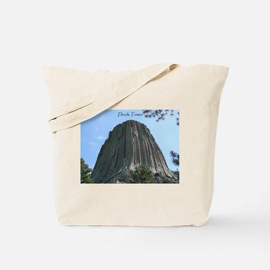 Unique National parks Tote Bag