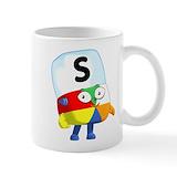 Alphablocks s Coffee Mugs