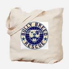 Bully Breed Rescue Tote Bag