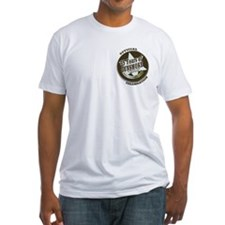 Fitted GUNSMOKE 55th Official T-Shirt