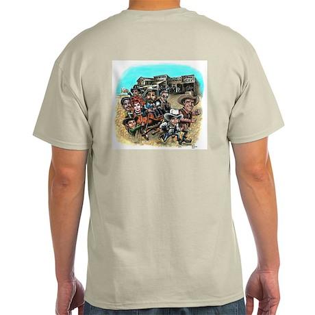 GUNSMOKE 55th Official Light T-Shirt