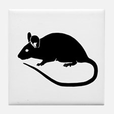 Mouse Lovers Tile Coaster