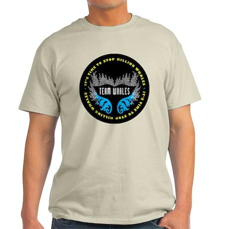 Team Whales Light T-Shirt