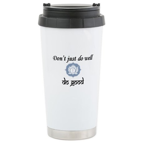 Do Good Stainless Steel Travel Mug