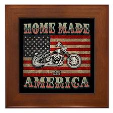 Home Made Framed Tile