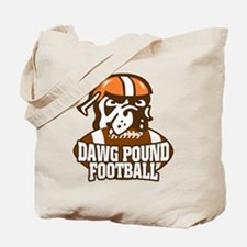 Dawg Pound Fans Tote Bag