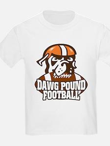 Dawg Pound Fans T-Shirt