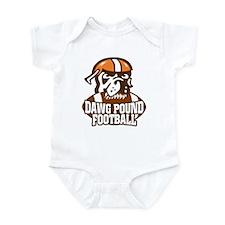Dawg Pound Fans Infant Bodysuit