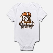 Dawg Pound Fans Infant Bodysuit
