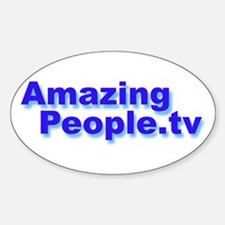 AmazingPeople.tv Decal