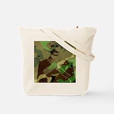 Zapata Camo Tote Bag