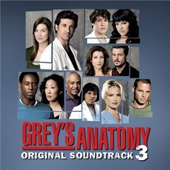 Grey's Anatomy Soundtrack - Vol 3