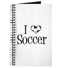 I Heart Soccer Journal