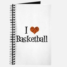 I Heart Basketball Journal