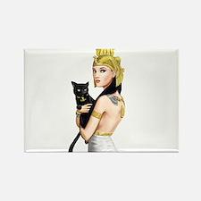 Cleopatra Rectangle Magnet