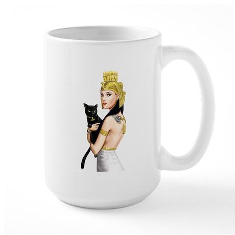 Cleopatra Large Mug