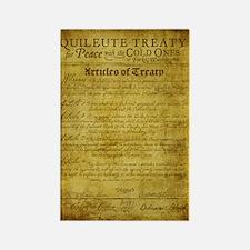 Twilight Cullen Treaty Rectangle Magnet