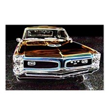 Unique Gto Postcards (Package of 8)