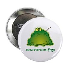 Funny Orchestra Strings Frog 2.25