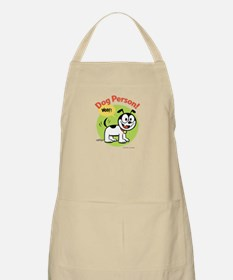 Dog Person Apron