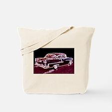 50%27s race cars Tote Bag