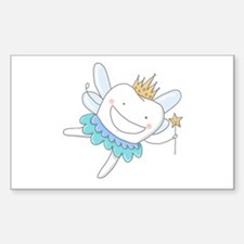 Tooth Fairy - Sticker (Rectangle)