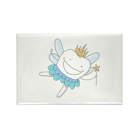 Tooth Fairy - Rectangle Magnet