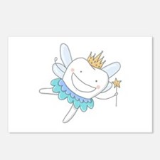 Tooth Fairy - Postcards (Package of 8)