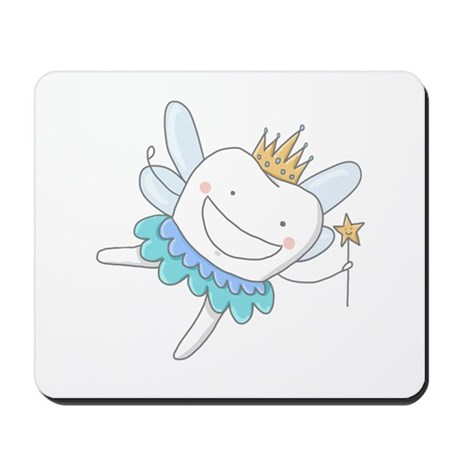 Tooth Fairy - Mousepad