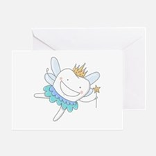 Tooth Fairy - Greeting Card