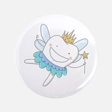 """Tooth Fairy - 3.5"""" Button"""