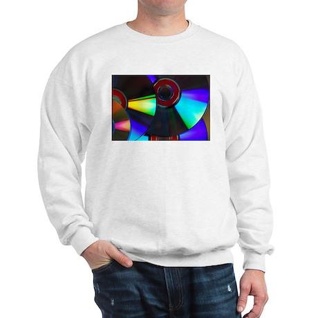 Colorful Disks Sweatshirt