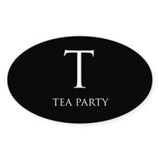 Tea Party Decal