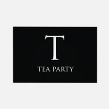 Tea Party Rectangle Magnet (10 pack)