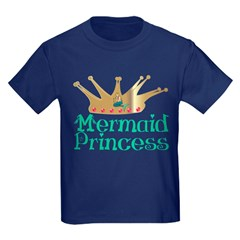 Mermaid Princess T