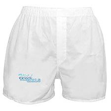 Wild Wild Girls Boxer Shorts
