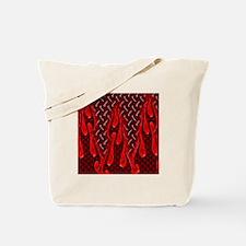 Cool Carbon fiber Tote Bag