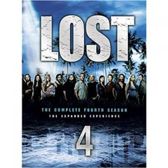 LOST: The Complete Fourth Season DVD