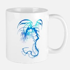 'Lectrik Dragon shadowed Mug