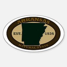 Arkansas Est. 1836 Decal