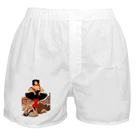 Knife Fight Boxer Shorts